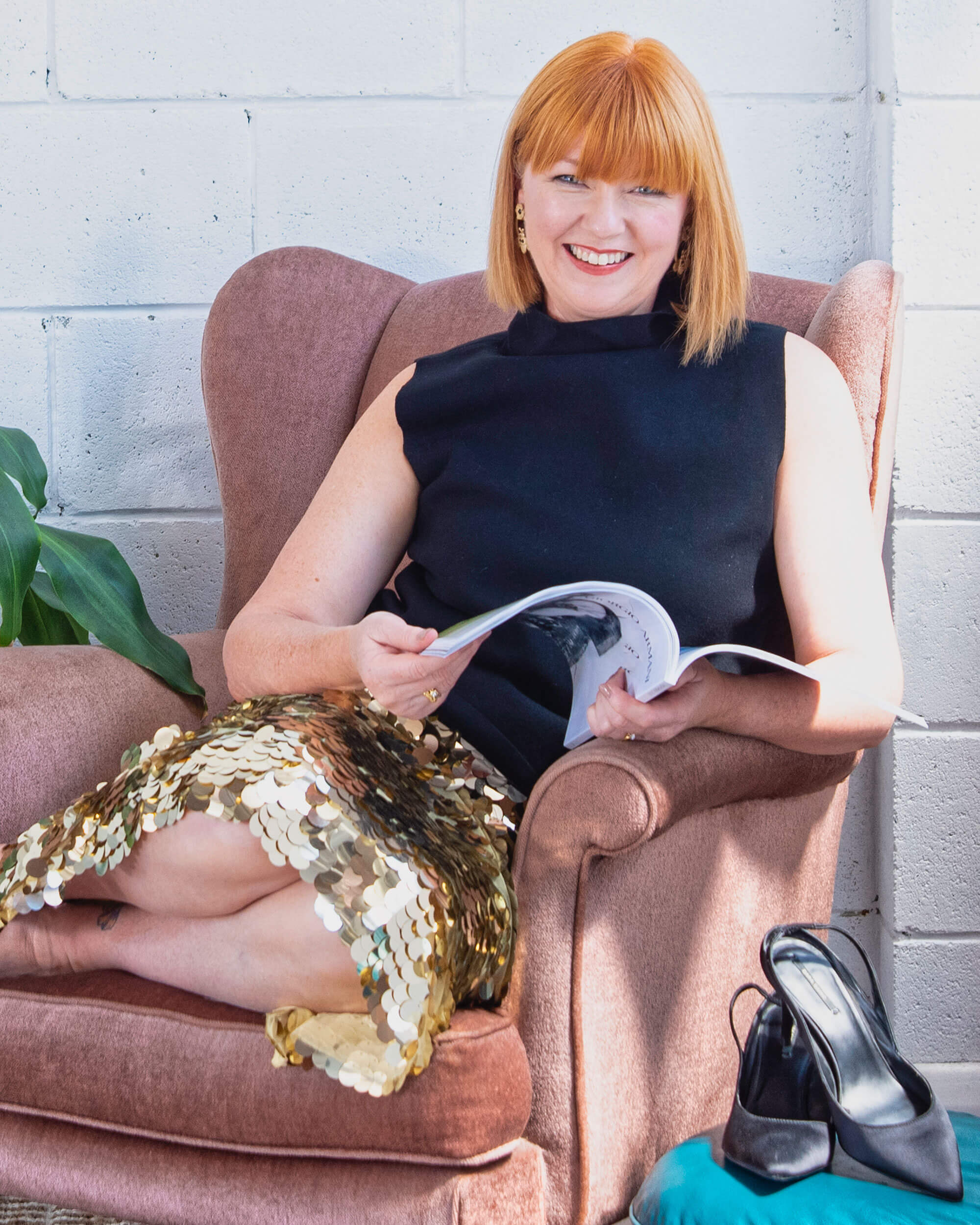 Stephanie Vaughan Adelaide Stylist